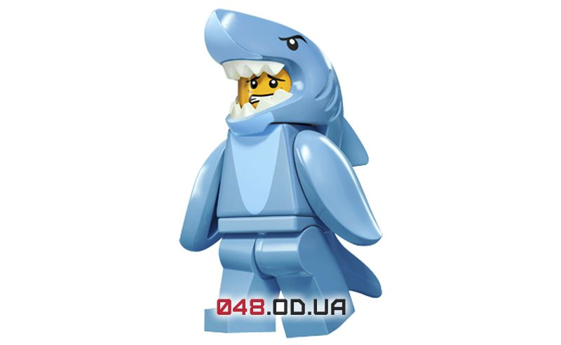 LEGO Minifigures Парень в костюме акулы (71011-13)