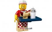LEGO Minifigures Продавец хот-догов (71018-6)