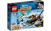 LEGO Super Heroes Бэтмен против Фриза (76000)