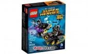 LEGO Super Heroes Бэтмен против Женщины-кошки (76061)