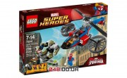LEGO Super Heroes Вертолёт Человека-Паука (76016)