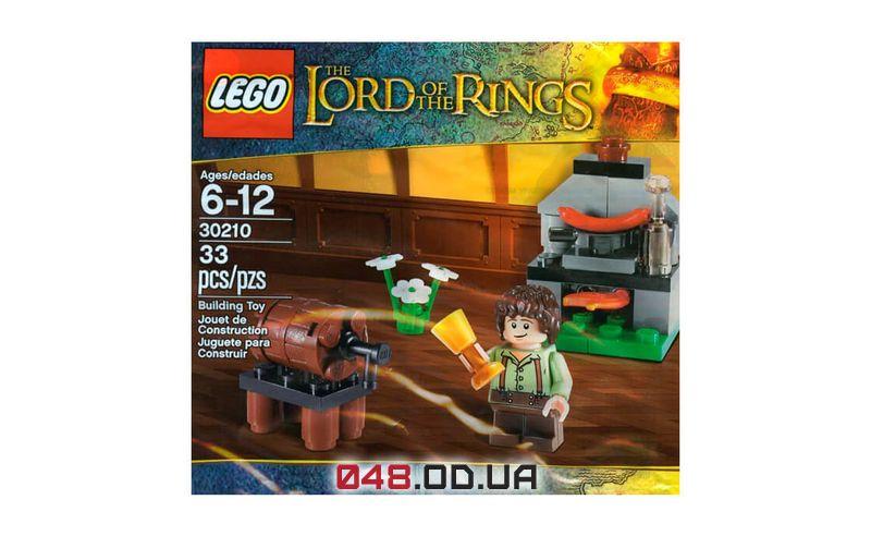 LEGO The Lord of the Rings Фродо с кухонным уголком (30210)