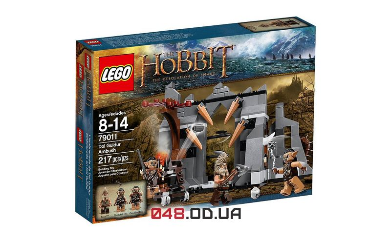 LEGO The Lord of the Rings Засада в Дол Гулдуре (79011)