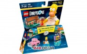 LEGO Dimensions Левел-пак: Симпсоны (71202)