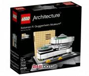 LEGO Architecture Музей Соломона Гуггенхейма (21035)