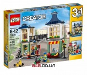 LEGO Creator Магазин игрушек и продуктов (31036)