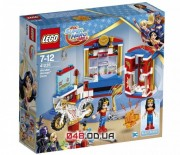 LEGO DC Super Hero Girls Дом Чудо-женщины (41235)