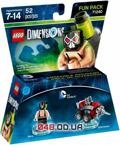LEGO Dimensions Фан-пак: Бейн (71240)