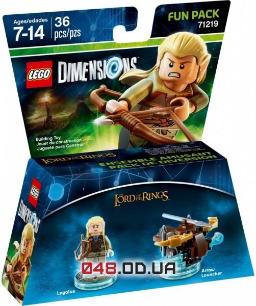 LEGO Dimensions Фан-пак: Леголас (71219)