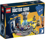 LEGO Ideas Доктор Кто (21304)