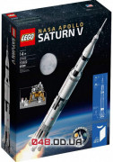 LEGO Ideas Ракетно-космическая система НАСА «Сатурн-5-Аполлон» (21309)