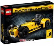 LEGO Ideas Спортивный автомобиль Caterham Seven 620R (21307)