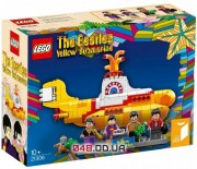 LEGO Ideas The Beatles Жёлтая Субмарина (21306)