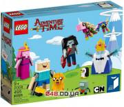 LEGO Ideas Время Приключений (21308)