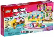 LEGO Juniors День на пляже с Андреа и Стефани (10747)