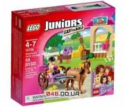 LEGO Juniors Лошадь и карета Стефани (10726)