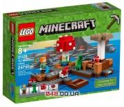 LEGO Minecraft Грибной остров (21129)