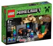 LEGO Minecraft Темница/Подземелье  (21119)