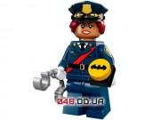 LEGO Minifigures Барбара Гордон (71017_6)