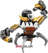 LEGO Mixels Гокс серия 5 клан Клинкеры (41536)