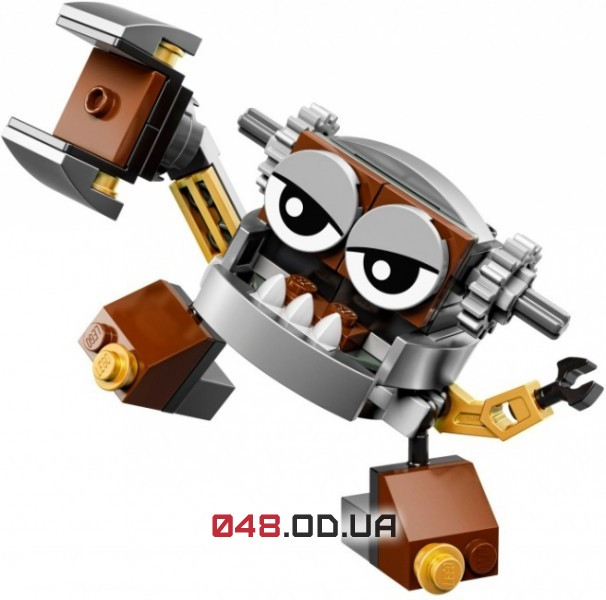 LEGO Mixels Камзо серия 5 клан Клинкеры (41538)