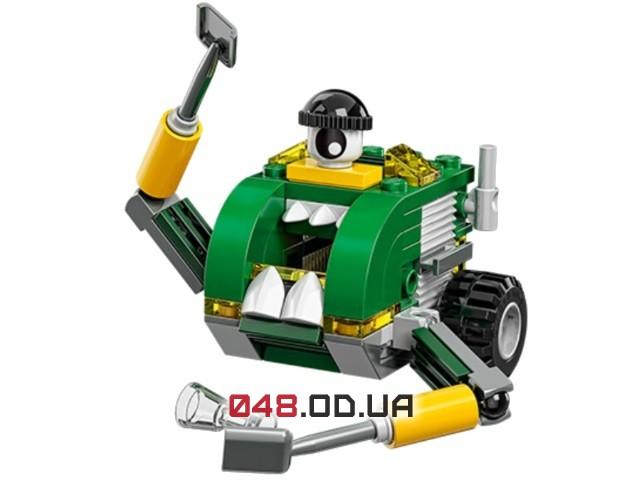 LEGO Mixels Компакс серия 9 клан Трешос (41574)