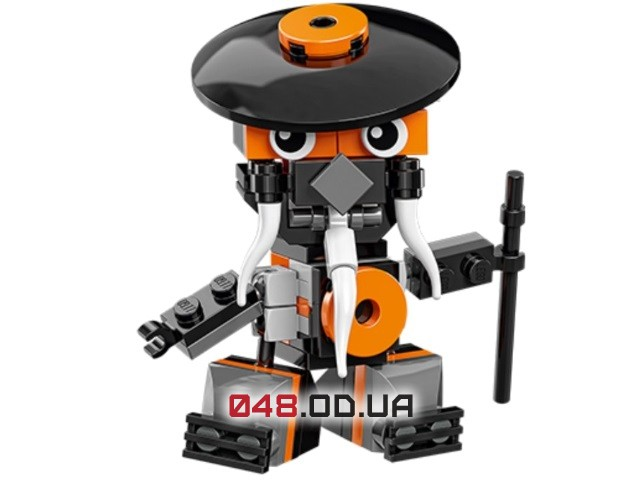 LEGO Mixels Мисто серия 9 клан Ниндзя (41577)