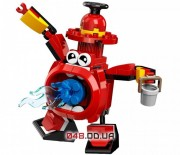 LEGO Mixels Сплэшо серия 8 клан Пожарники (41563)