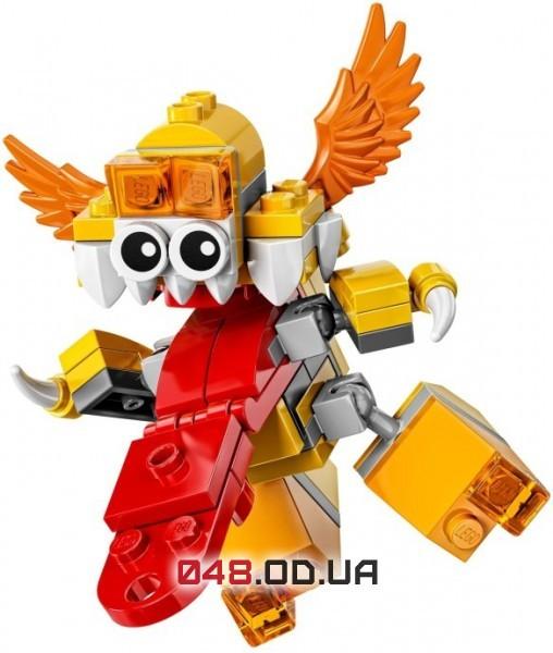 LEGO Mixels Тангстер серия 5 клан Ликсеры (41544)