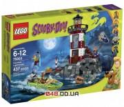 LEGO Scooby-Doo Маяк с призраками (75903)