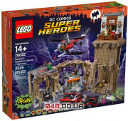 LEGO Super Heroes Бэтпещера (76052)