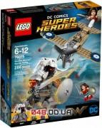 LEGO Super Heroes Битва Чудо-женщины (76075)