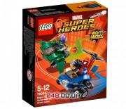 LEGO Super Heroes Человек-паук против Зелёного Гоблина (76064)