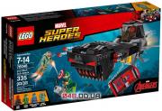 LEGO Super Heroes Похищение Капитана Америка (76048)