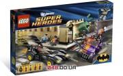 LEGO Super Heroes Бэтмобиль и преследование Двуликого (6864)