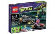 LEGO Ninja Turtles Хитрый план преследования (79102)