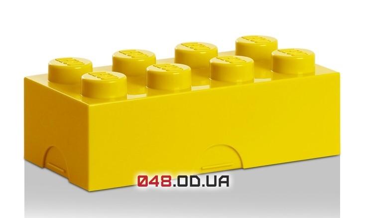 LEGO ланч-бокс желтый (40230632)