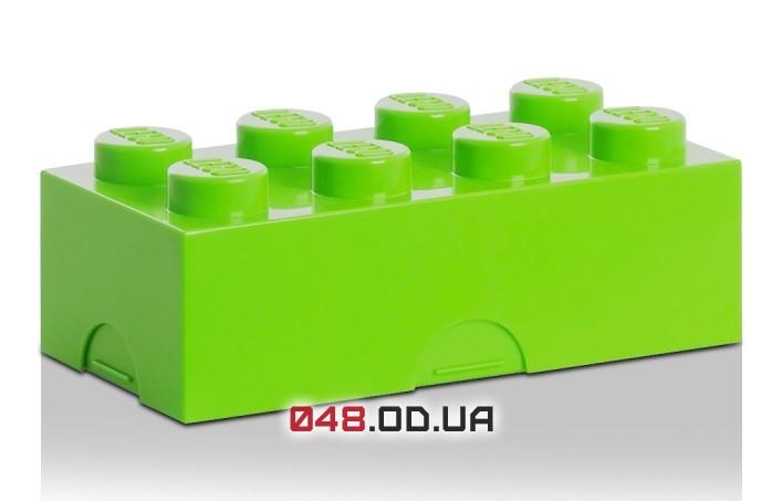 LEGO ланч-бокс салатовый
