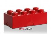LEGO ланч-бокс красный