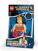 LEGO Super Heroes Брелок-фонарик Чудо-женщина (LGL-KE70)