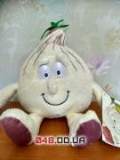 Grace Garlic, Чеснок мягкая игрушка Goodness Gang (коллекция 1)
