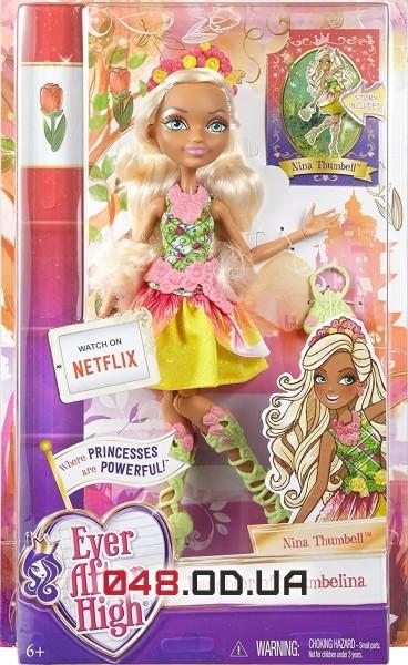 Кукла Ever After High Нина Тамбелл базовая (Nina Thumbell Doll)