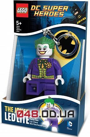 LEGO Accessories Брелок-фонарик Джокер, LGL-KE30