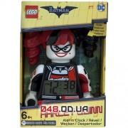 LEGO BATMAN Movie Настольные часы будильник  Харли Квин (9009310)