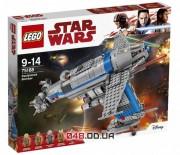 LEGO Star Wars Бомбардировщик Сопротивления (75188)
