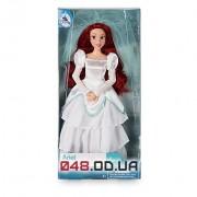 Кукла Дисней русалочка Ариэль невеста, шарнирная 30 см.