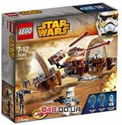 LEGO Star Wars Дроид-танк Огненный град (75085)
