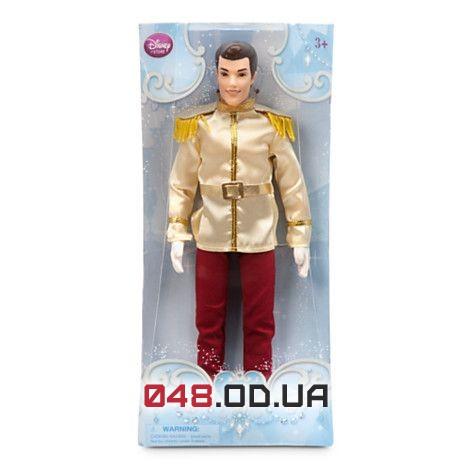 Кукла Дисней прекрасный принц Золушки - Чарминг, 30 см.