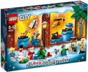 LEGO City Новогодний адвент календарь на 2019 год (60201)