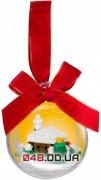 LEGO Новогоднее украшение «Снежный домик» (850949)